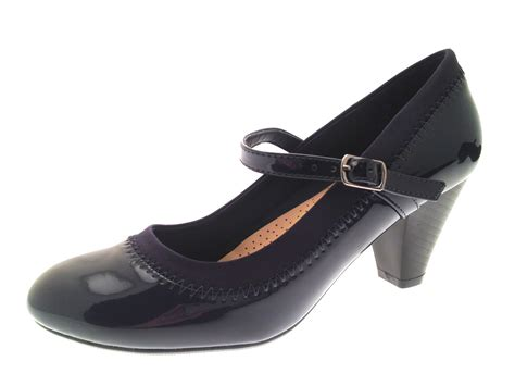 womens comfort shoes womens mary jane comfort shoes low heel casual work court
