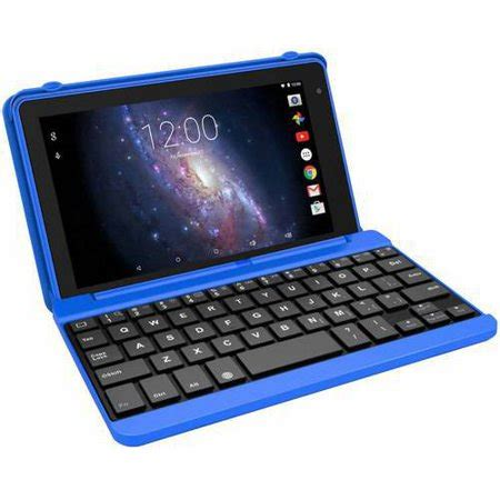 """rca 7"""" tablet 16gb quad core includes keyboard / case"""