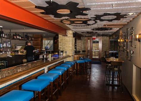 The Boiler Room Restaurant by Bar Area Picture Of The Boiler Room Fargo Tripadvisor