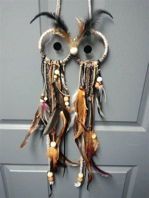 Handmade Catchers - owl catcher custom made