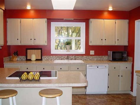 red kitchen with white cabinets red kitchen walls white cabinets kitchen pinterest