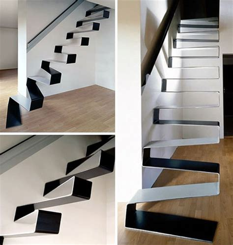 Modern Stairs Design The 25 Most Creative And Modern Staircase Designs