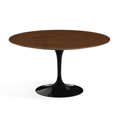table saarinen prix knoll table ronde tulip 216 137 cm collection eero saarinen