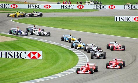 Racing F1 A Brief History Of Formula 1 Racing In The Usa