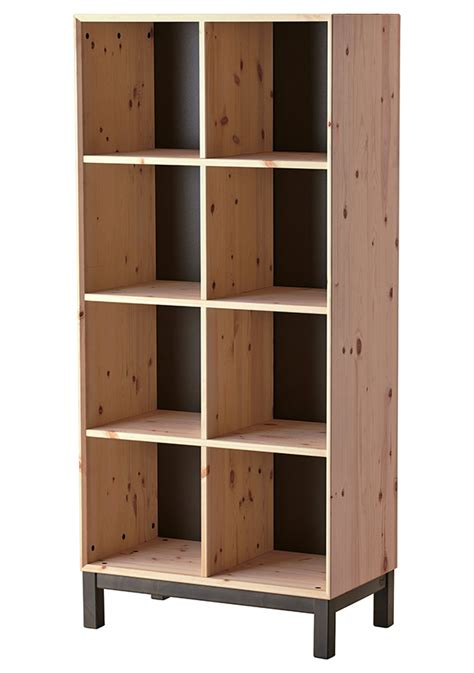 Ikea Pine Bookcase 27 Vinyl Record Storage And Shelving Solutions