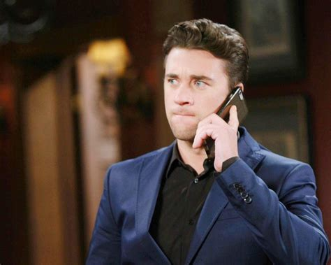 days of our lives dool spoilers chad blamed for paige days of our lives spoilers chad receives upsetting news