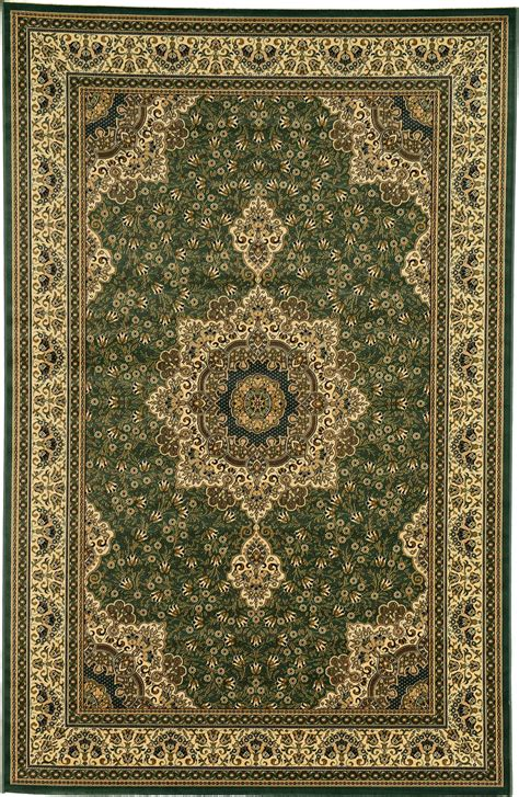 Area Rugs 5 X 6 6 5 X 9 6 Kashan Design Rug Traditional Area Rugs New Classic Carpet