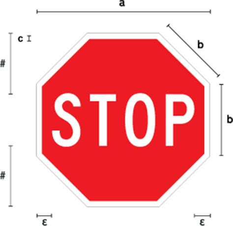 priority stop sign | stop category | traffic sign