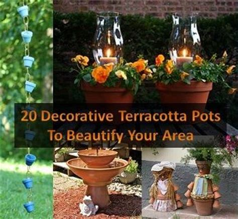 craft home and garden ideas craft home and garden ideas decorative terracotta pots