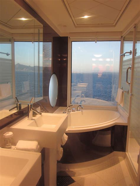 norwegian epic bathrooms norwegian epic haven suite photos cruise critic message