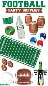 Personalized football theme water labels from chickabug yep that