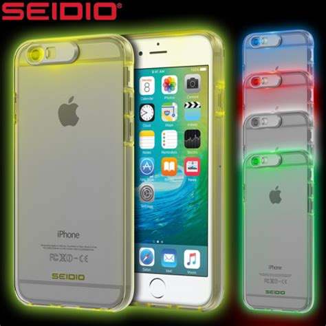 seidio luma multicolour iphone 6s 6 light up clear reviews