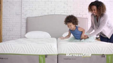 American Mattress Commercial by Mattress Firm Tv Commercial Tempur Flex Bed Ispot Tv