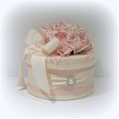 Shabby Chic Box, Shabby Lace Box, Shabby Chic Decor