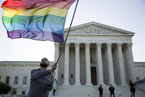 supreme court ruling on marriage supreme court in favor of same marriage