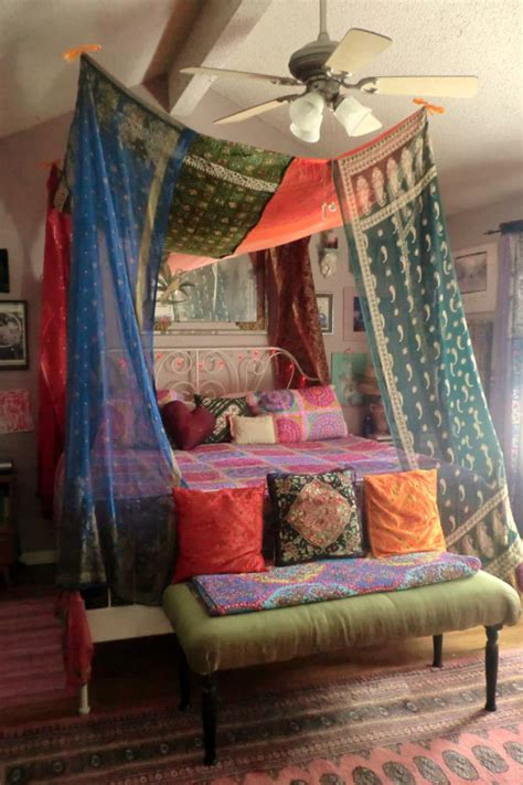 gypsy bedding bohemian gypsy bed canopy by babylonsisters on etsy