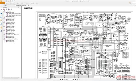 daewoo excavator wiring diagrams wiring diagram with