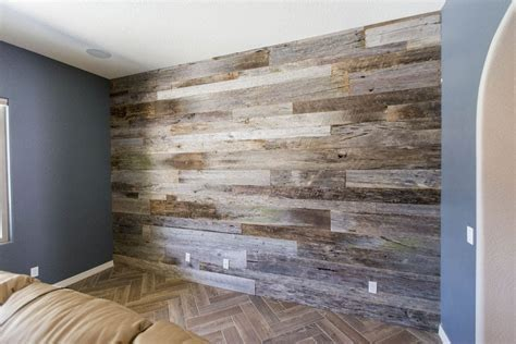 Porter Barn Wood   Tobacco Barn Grey Wood Wall