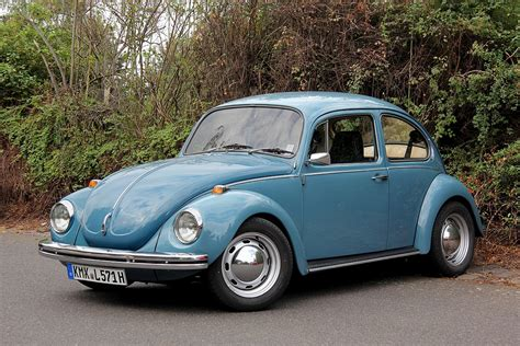 Vw Car by Volkswagen Beetle
