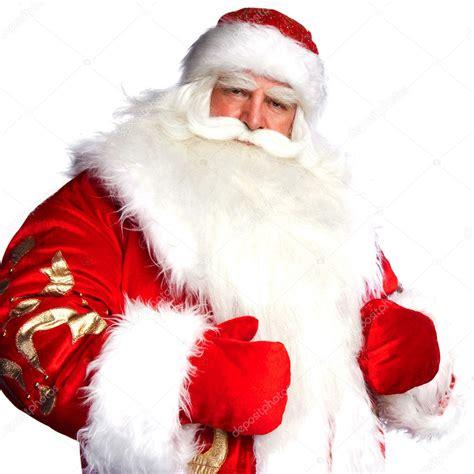 images of santa traditional santa claus giving a big quot ho ho ho quot belly