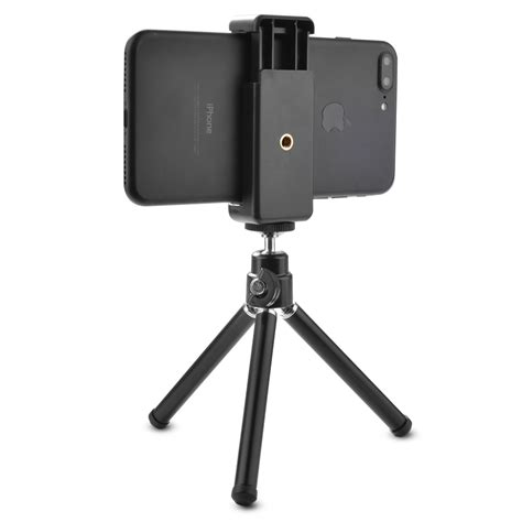 Tripod For Iphone mini tripod stand holder bluetooth shutter remote