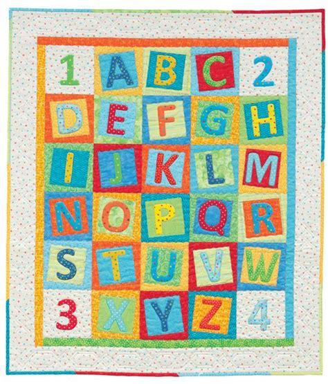 quilt alphabet soup and alphabet on