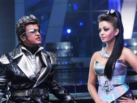 robot film in urdu robot bollywood blockbuster takes on sci fi the express