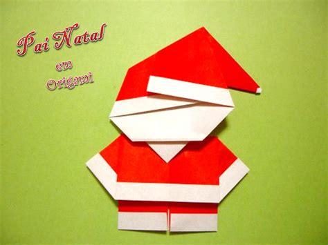 Origami Natal - vamos fazer um pai natal em origami pplware