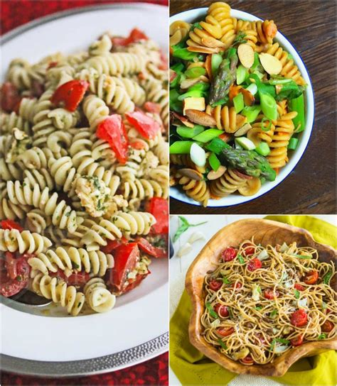 quick pasta salad 50 easy healthy meatless pasta recipes jeanette s
