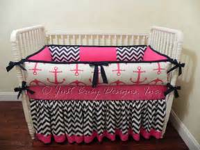 Baby Bedding Nautical Custom Nautical Baby Bedding Set Baby