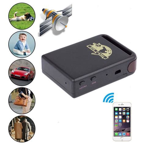 mini vehicle gsm gprs gps tracker  car vehicle real time