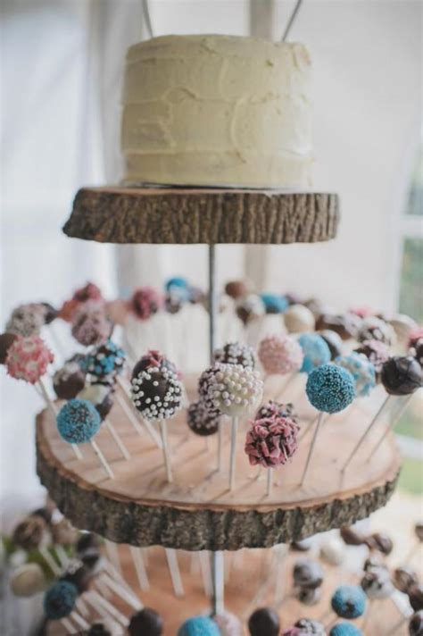 Wedding Day Cake by Wedding Day Cake Pops Weddbook