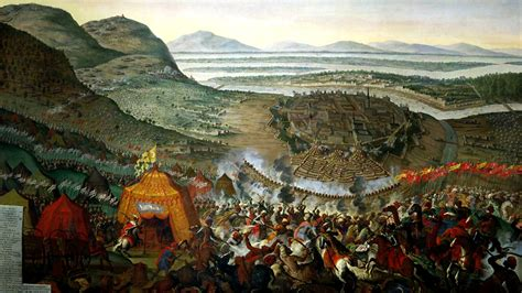 Ottoman Siege Of Vienna Celebration Of Victories Against Ottoman Stormfront