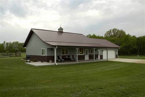 metal barn home plans steve kathy s home 187 morton buildings 187 3400 future