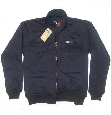 Jaket Semi Kulit Berkualitas Tinggi Menerima Preorder jaket fleece reversible jaket jfr001 kip s style