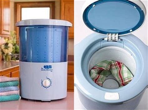 mini countertop portable spin clothes dryer works fast and