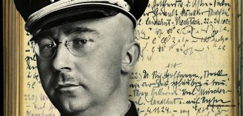 heinrich himmler the sinister of the of the ss and gestapo books new extracts from heinrich himmler s diary reveals plan to