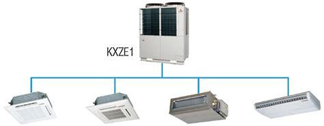 Ac Vrf Mitsubishi mitsubishi kxz vrf system mifa air conditioning sabah