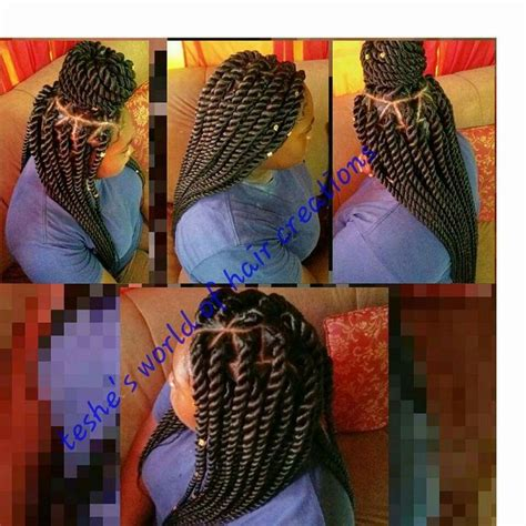 what kind of hair for jumbo twist jumbo rope twist xpression hair hair she comes