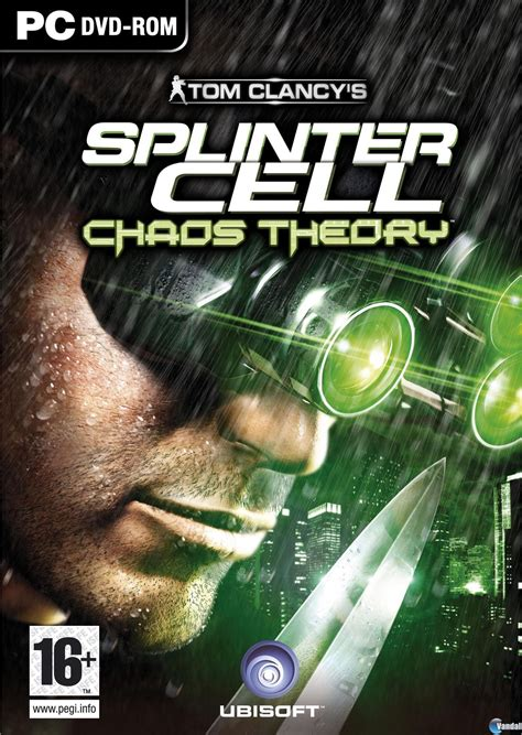 Pc Splinter Cell trucos splinter cell chaos theory pc claves gu 237 as