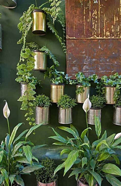 tin can garden tin can garden pictures photos and images for