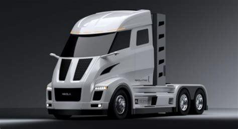 electric company truck nikola motor company bosch to jointly develop powertrain