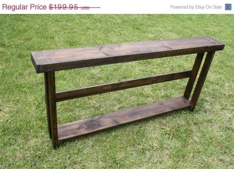 70 Inch Console Table by 10 Sale Beautiful Walnut Stained 70 Inch