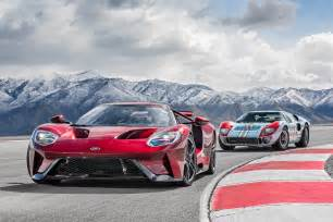 Ford Gt Prices 2017 Ford Gt Drive Review Automobile Magazine