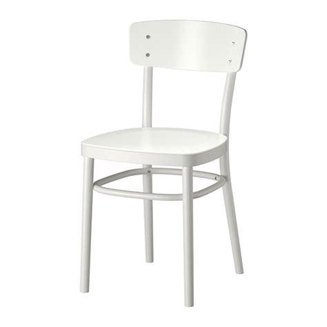 White Chairs Ikea by Idolf Chair Ikea