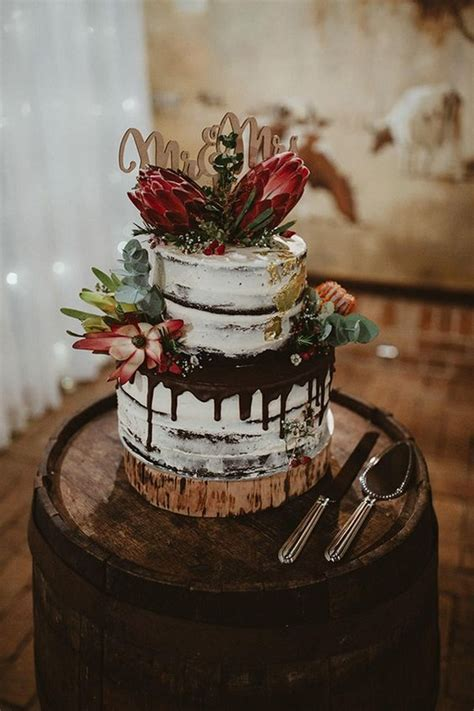 Top 20 Gorgeous Wedding Cakes for Fall 2018   Oh Best Day Ever