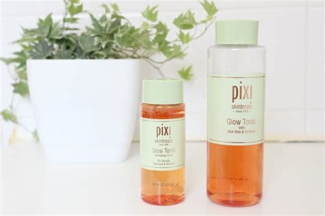 pixi glow tonic travel sized edition 100ml the sunday bloglovin