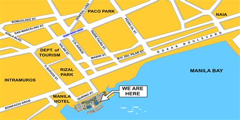 map us embassy manila how to go to where april 2012