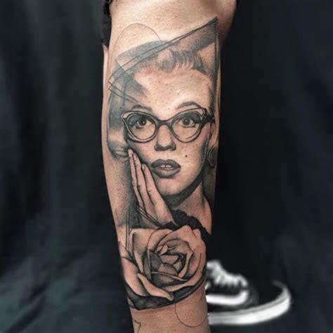 tattoo nightmares marilyn monroe marilyn monroe tattoo tattoo collections