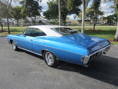 chevrolet impala fastback auto american